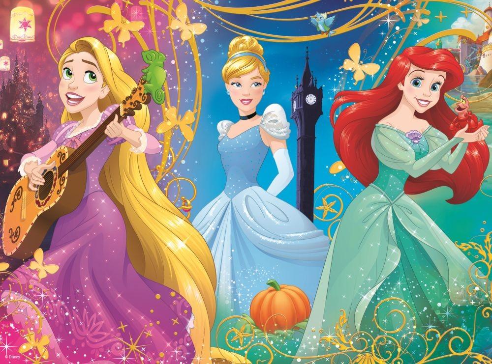 Puzzle Printese Disney trefl 30