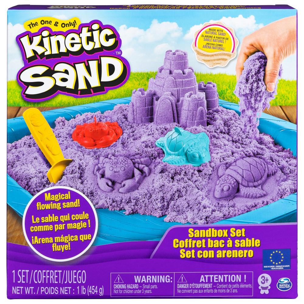Nisip kinetic set complet mov 454 grame