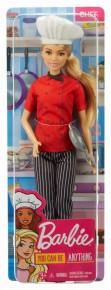 Papusa Barbie cariere chef in bucatarie