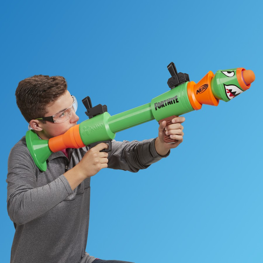 Blaster Nerf Fortnite Risky Reeler RL