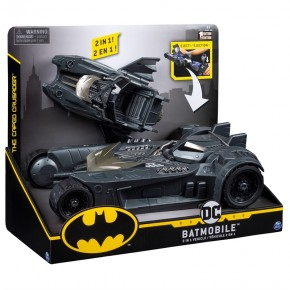 Masina transformabila Batman 2in1 -  Batmobile si Batboat