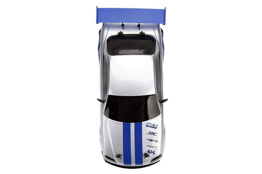 Masina Fast and Furious Nissan Skyline GT-R Drift - RC