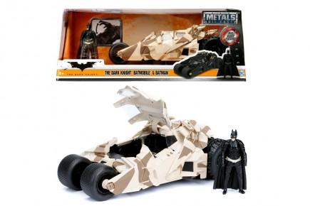 Batman cu figurina si camuflaj