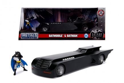 Batmobil cu figurina seria animata