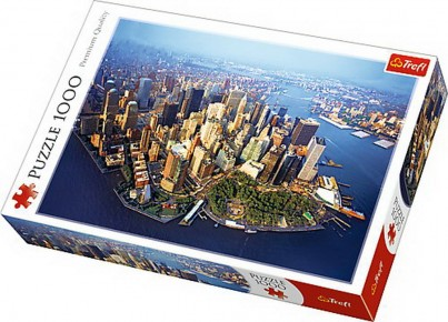 Puzzle Trefl 1000 New York