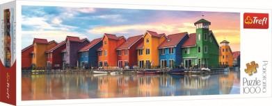 Puzzle Trefl 1000 Panorama Groningen