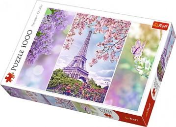Puzzle Trefl 1000 Primavara la Paris