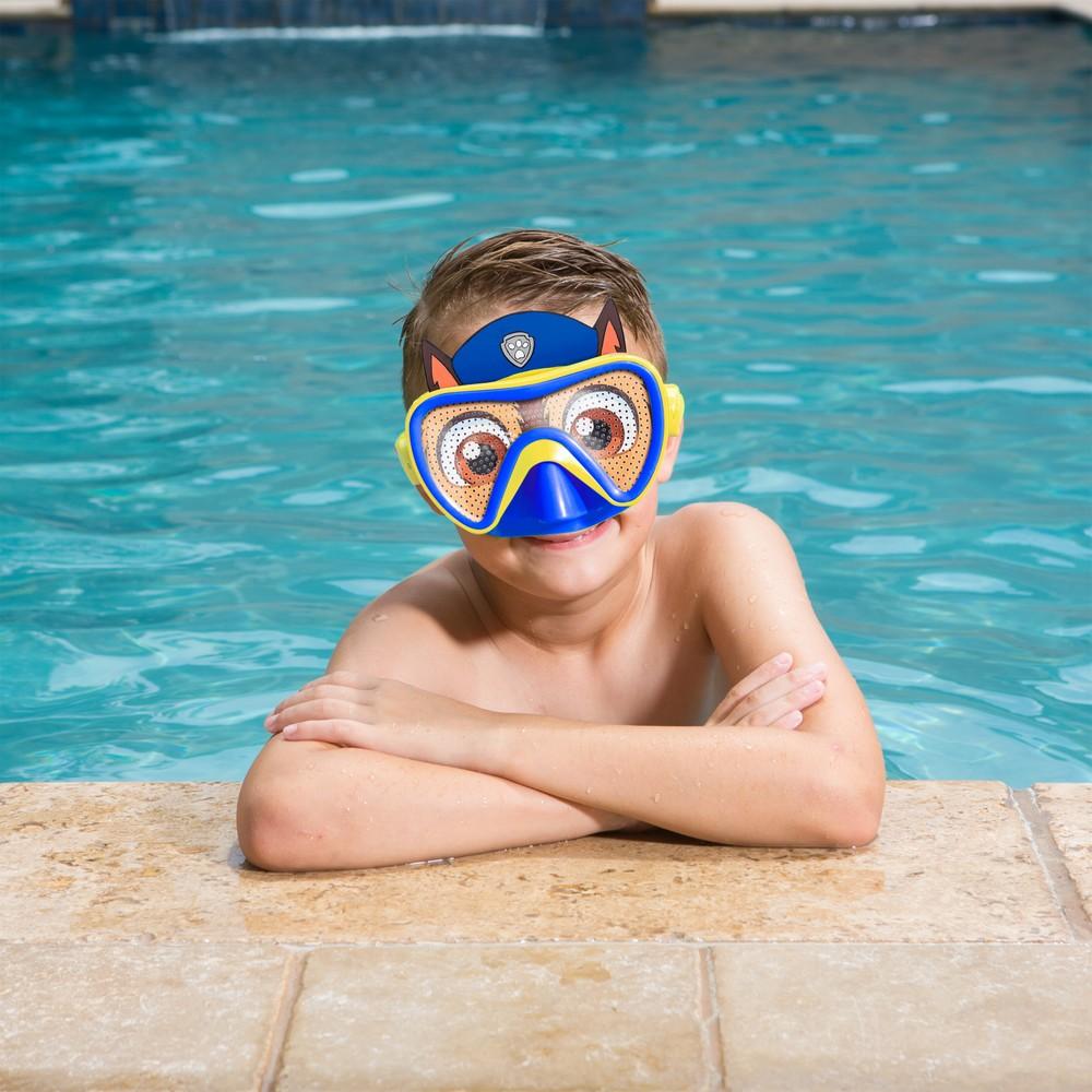 Swimways masca Patrula catelusilor Chase pentru innot si scuba