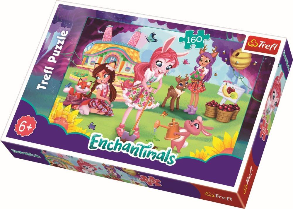 Puzzle Trefl 160 Enchantimals