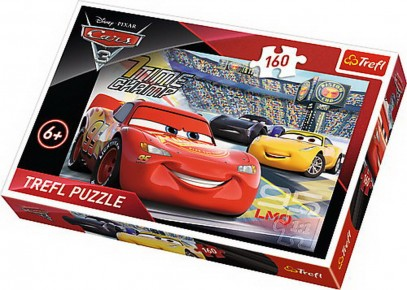 Puzzle Trefl 160 In viteza Cars 3