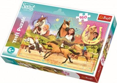 Puzzle Trefl 160 Trei prieteni
