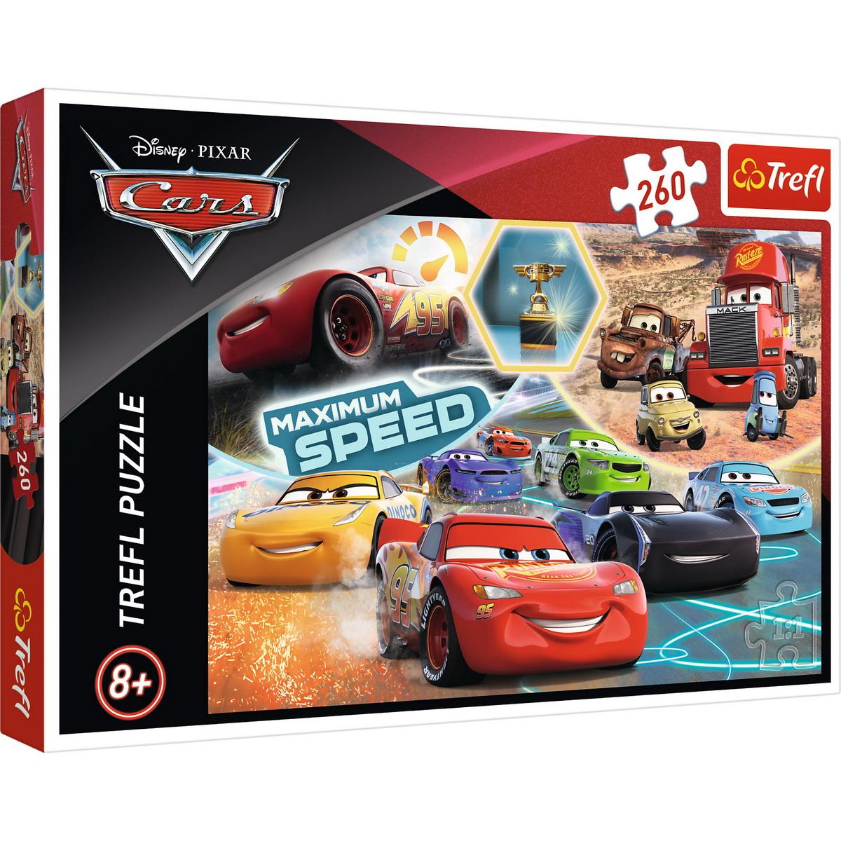 Puzzle Trefl 260 Gala campionilor