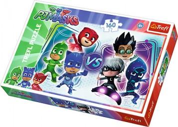 Puzzle Trefl 160 eroi in pijamale