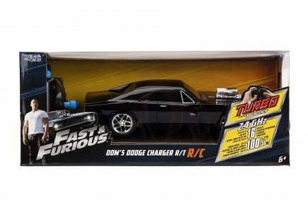 Masina Fast and Furious - Dodge Charger 1970 - RC