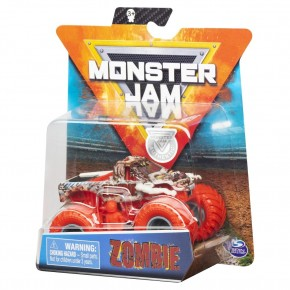 Monster Jam macheta metalica scara 1:64 Zombie