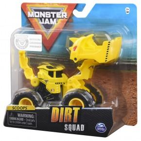 Monster Jam Utilaj greu Scoops