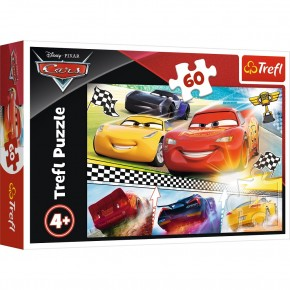 Puzzle Trefl 60 O cursa legendara