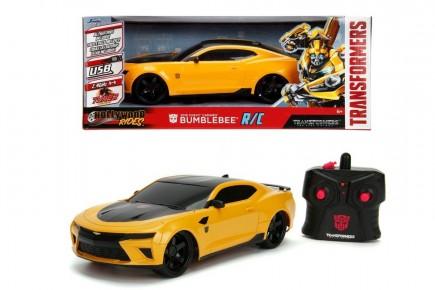 Masina Transformers - 2016 Chevy Camaro Bumblebee RC