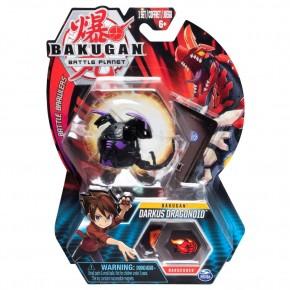 Bakugan bila Darkus Dragon Black
