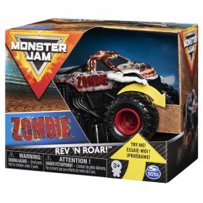 Monster Jam metalice seria Roar scara 1:43 Zombie
