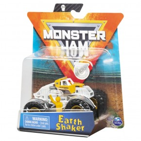 Monster Jam metalice scara 1:64 Earth Shaker