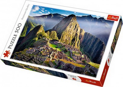 Puzzle Trefl 500 Sanctuar in Machu Picchu