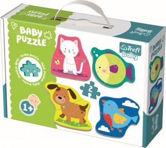 Puzzle Trefl Baby Clasic animale