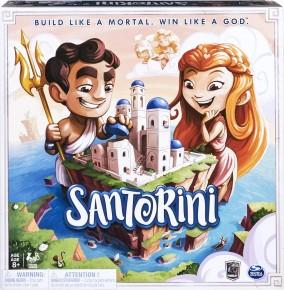 Joc de societate - Santorini