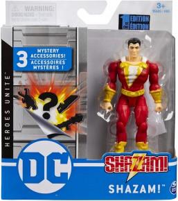 Figurina Shazam 10 cm flexibila si cu accesorii