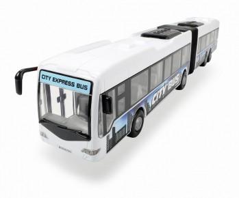 Autobuz albastru Dickie City Express