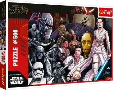 Puzzle Trefl 500 Starwars rezistenta