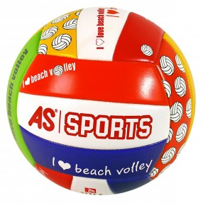 Minge din piele I love Beach Volley