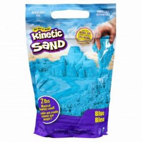 Kinetic Sand 900 gr albastru