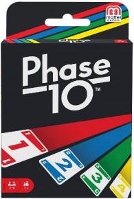Joc cu carti Phase 10