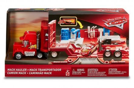 Cars Set de joaca Mack Mega Transportorul lui Fulger McCqueen