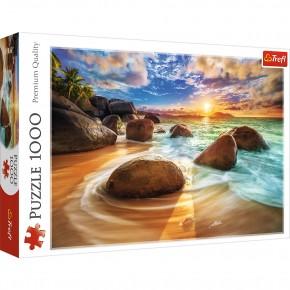 Puzzle Trefl 1000 Plaja Samudra India