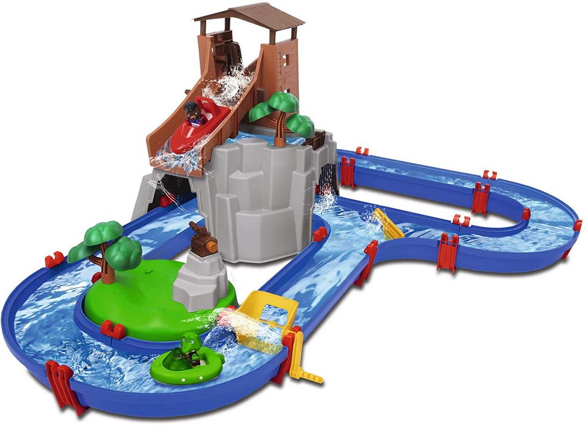 Set de joaca cu apa Aqua Play Adventure Land
