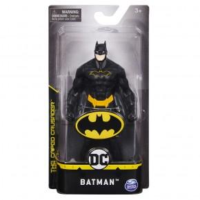 Figurina Batman 15 cm cu costum complet negru