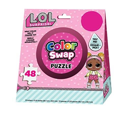 Puzzle - LOL Color Change- 48 piese