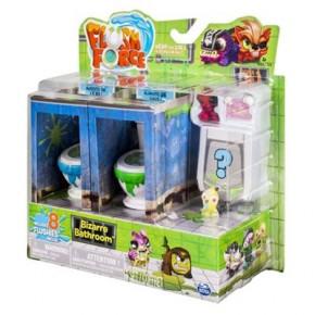 Flush Force set 8 figurine