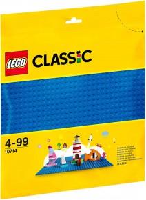 Lego Classic Placa de baza albastra 10714