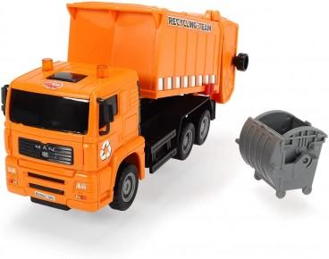 Masina pentru gunoi MAN 25 cm