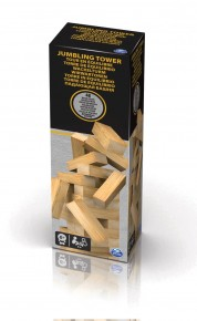 Turnul buclucas in cutie de carton tip cadou