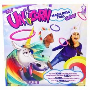 Joc cu inele Unicornul curcubeu