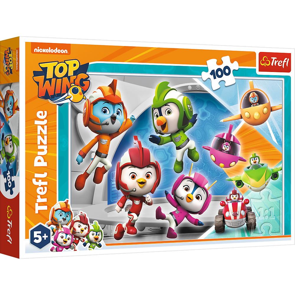 Puzzle Trefl 100 echipa Top Wing