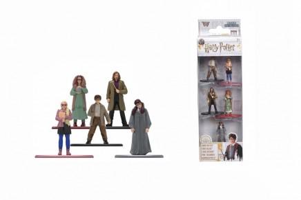 Set de 5 figurine metalice Harry Potter - scara 1:65