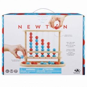 Joc Marble Newton 5 in linie de lemn