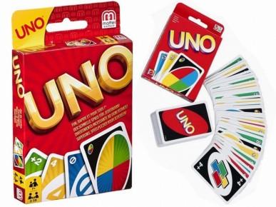 Carti de joc Uno Clasic