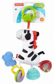 Fischer Price sunatoare bebe zebra