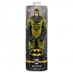 Figurina Batman 30 cm in costum verde camuflaj
